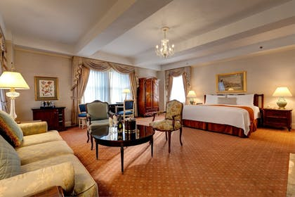 City View | Hotel Elysee by Library Hotel Collection