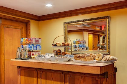 Breakfast buffet | Hotel Elysee by Library Hotel Collection