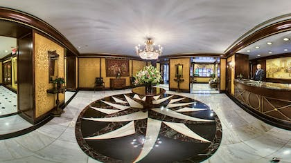 Lobby | Hotel Elysee by Library Hotel Collection