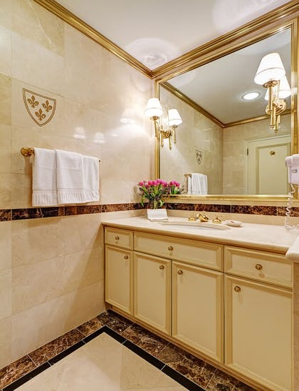 Bathroom Sink | Hotel Elysee by Library Hotel Collection