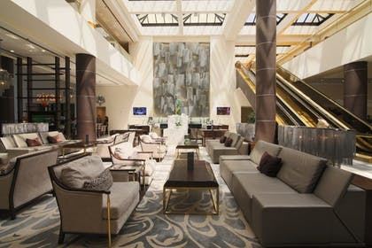 Hotel Lounge | The L.A. Grand Hotel Downtown