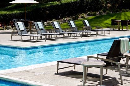 Outdoor Pool | The L.A. Grand Hotel Downtown