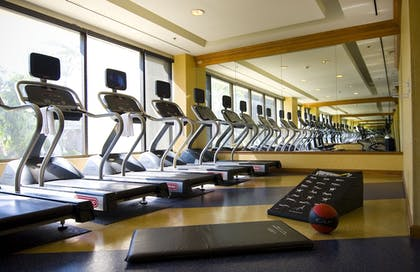 Fitness Facility | The L.A. Grand Hotel Downtown