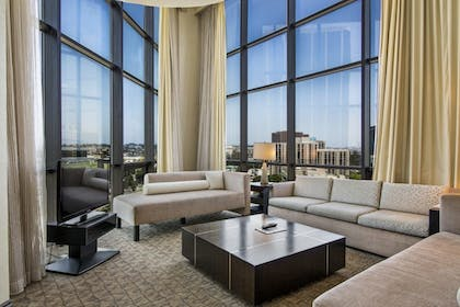City View | The L.A. Grand Hotel Downtown