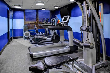 Sports Facility | Four Points by Sheraton Huntsville Airport
