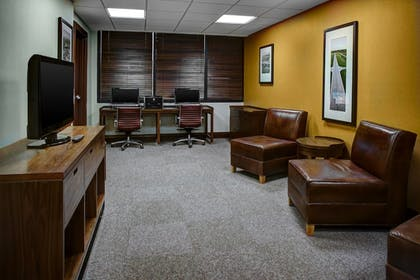 Business Center | Four Points by Sheraton Huntsville Airport