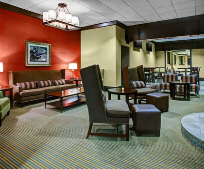 Hotel Bar | Four Points by Sheraton Huntsville Airport