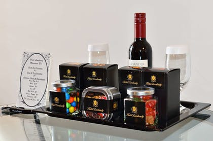In-Room Amenity | Hotel Lombardy