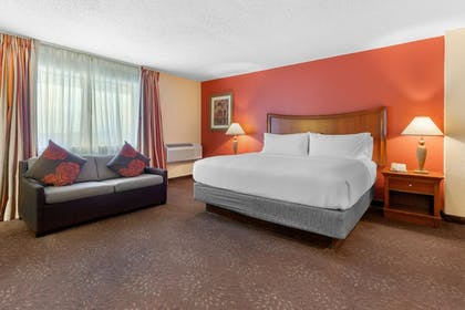 Guestroom | Holiday Inn Express Chicago-Downers Grove