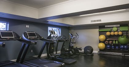 Fitness Facility | Stanley Hotel
