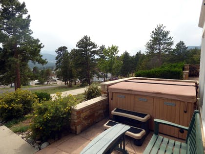 Terrace/Patio | Stanley Hotel
