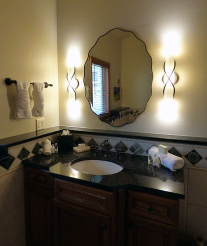 Bathroom Sink | Stanley Hotel