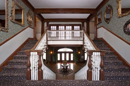 Staircase | Stanley Hotel