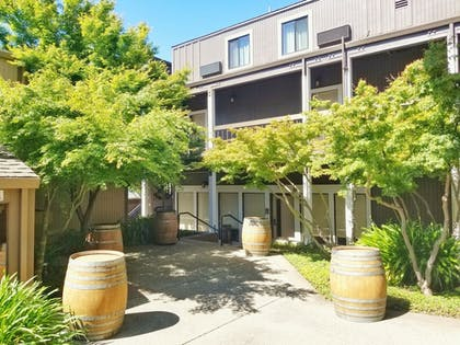 Property Grounds | Best Western Plus Inn At The Vines