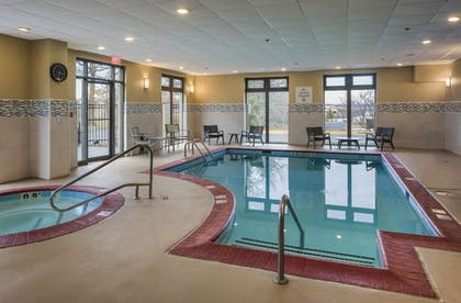 Pool | Holiday Inn Express Hotel and Suites Laurel