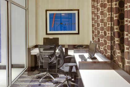 Business Center | Holiday Inn Express Hotel and Suites Laurel