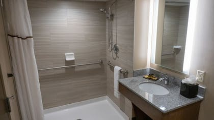 Bathroom | Best Western Plus Capitol Ridge