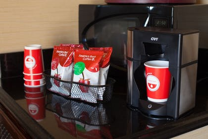 In-Room Coffee | Best Western Plus Sunset Plaza Hotel