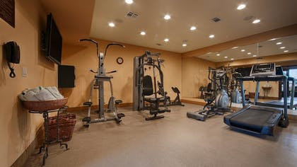 Fitness Facility | Best Western Plus Sunset Plaza Hotel