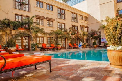 Exterior | Best Western Plus Sunset Plaza Hotel