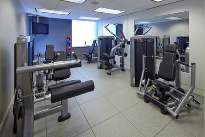 Fitness Facility | Hilton North Raleigh/Midtown