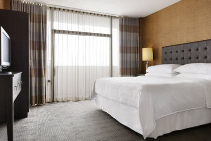 | Club Suite, 1 Bedroom | Sheraton Charlotte Hotel