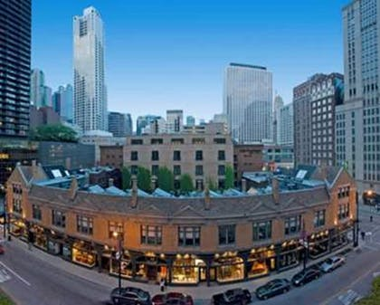 View from Hotel | Embassy Suites by Hilton Chicago Downtown