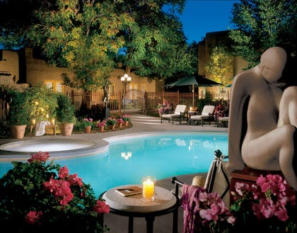 Outdoor Pool | La Posada de Santa Fe, a Tribute Portfolio Resort & Spa