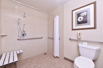 Bathroom Shower | Best Western Corte Madera Inn