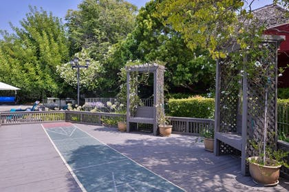Sports Facility | Best Western Corte Madera Inn