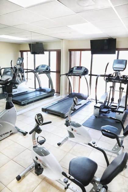 Fitness Facility | Regency Hotel Miami