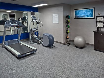 Gym | Sonesta ES Suites South Brunswick - Princeton