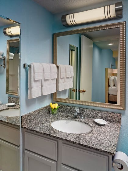 Bathroom Sink | Sonesta ES Suites South Brunswick - Princeton