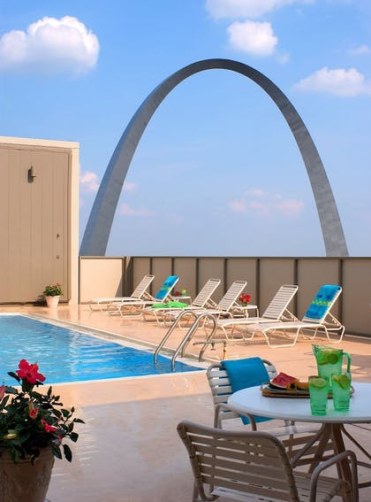 Rooftop Pool | City Place St. Louis - Downtown Hotel