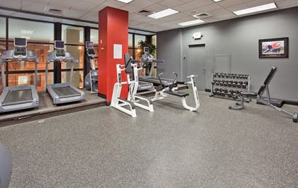 Fitness Facility | City Place St. Louis - Downtown Hotel