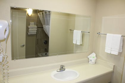 Bathroom Sink | Inlet Tower Hotel And Suites
