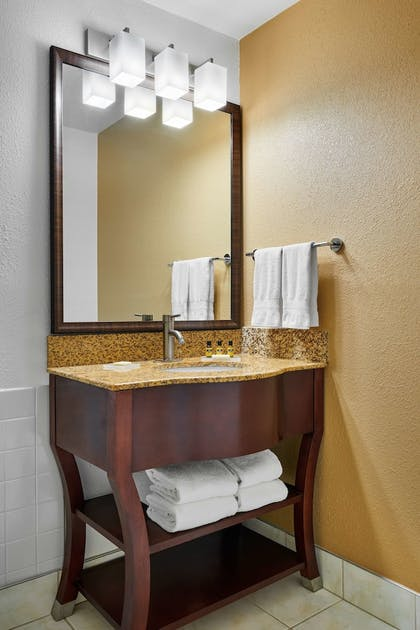 Bathroom | Best Western Plus Milwaukee Airport Hotel & Conference Ctr