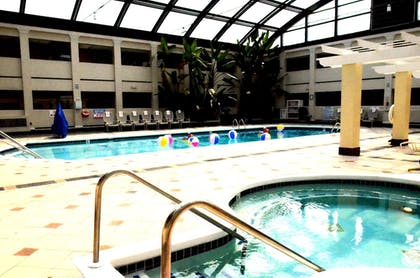 Indoor Spa Tub | Best Western Plus Milwaukee Airport Hotel & Conference Ctr
