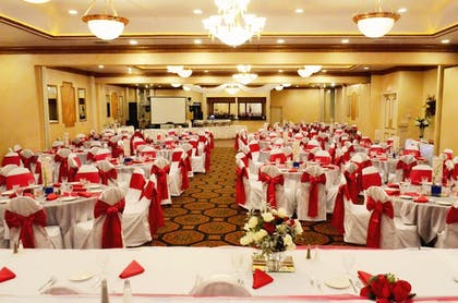 Reception Hall | Best Western Plus Milwaukee Airport Hotel & Conference Ctr