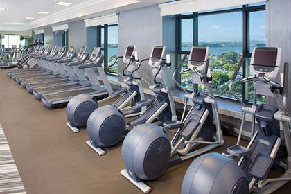 Fitness Facility | Manchester Grand Hyatt San Diego