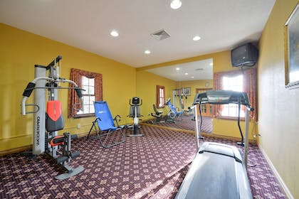 Fitness Facility | Baymont by Wyndham Indianapolis Northwest