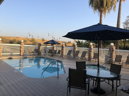 Outdoor Pool | Holiday Inn Express Hotel & Suites Corning
