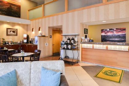 Reception | Best Western University Inn