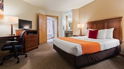 Guestroom | Best Western University Inn