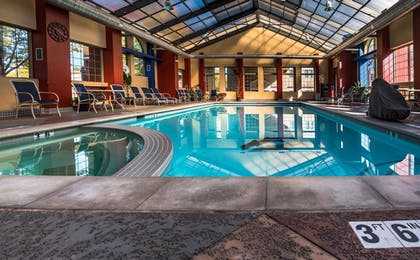 Indoor Pool | Best Western University Inn