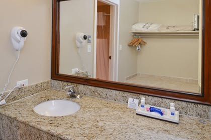 Bathroom | Best Western University Inn