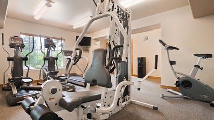 Fitness Facility | Best Western University Inn