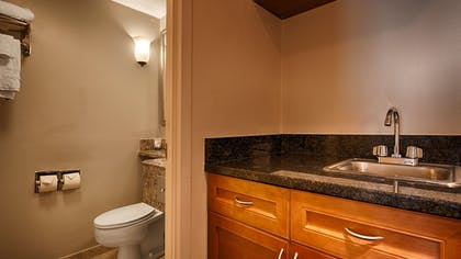 Bathroom | Best Western Hartford Hotel & Suites
