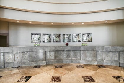 Check-in/Check-out Kiosk | Omni Dallas Hotel at Park West