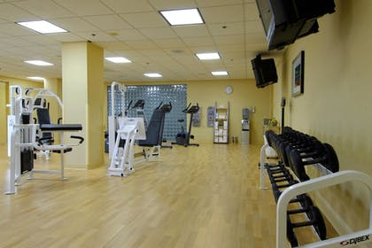 Fitness Facility | Omni Dallas Hotel at Park West